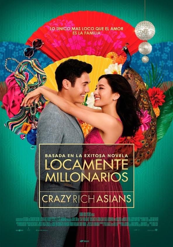 Crazy Rich Asians (Locamente millonarios) poster