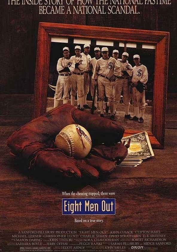 an analysis of baseball history in eight men out by john sayles