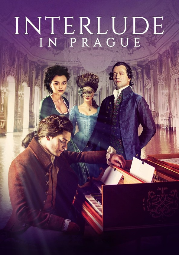 Interlude In Prague poster