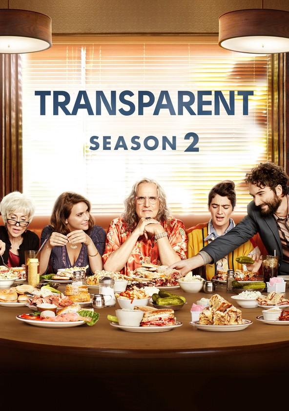 Transparent: Season 2 movie poster