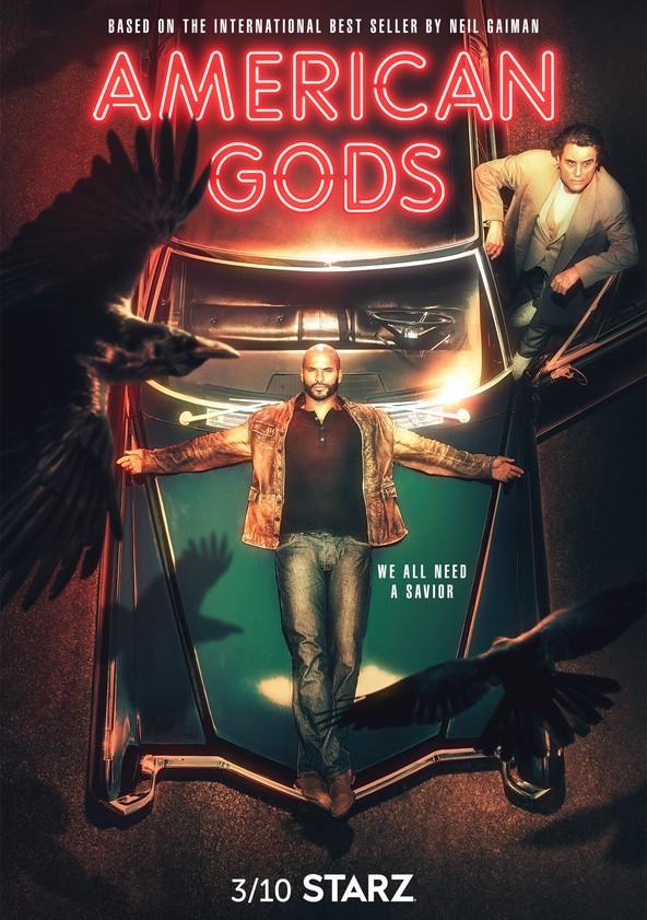 Deuses Americanos poster