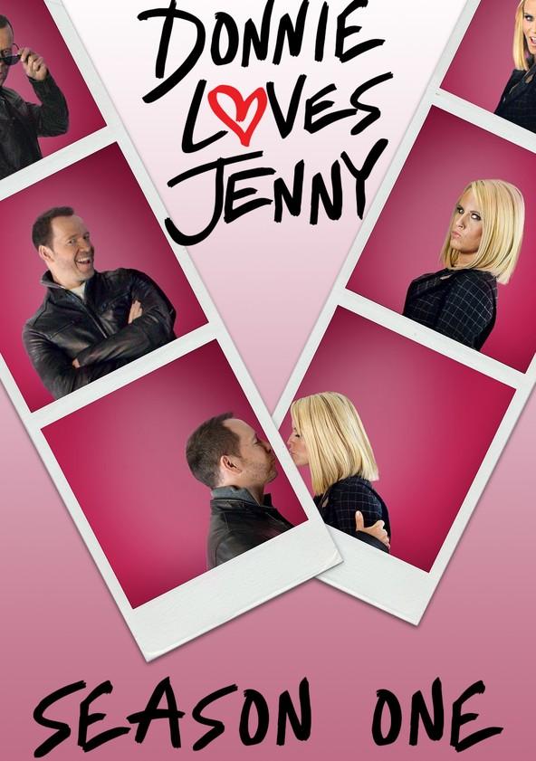 Donnie Loves Jenny Season 1 poster