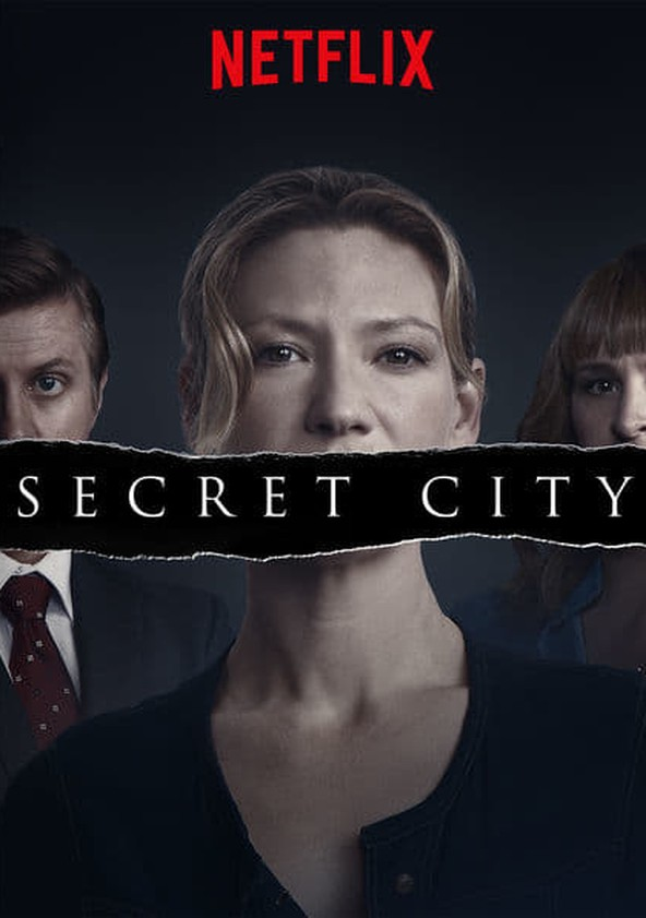 Secret City Season 2 poster