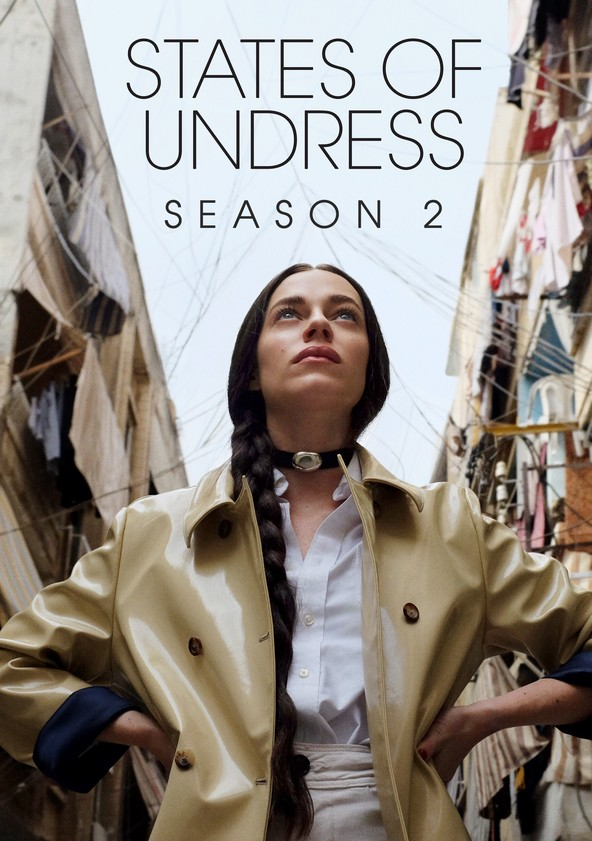 States of Undress Season 2 poster