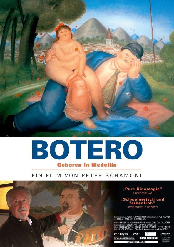 Botero Born in Medellin