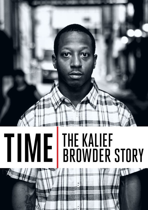 TIME: The Kalief Browder Story movie poster