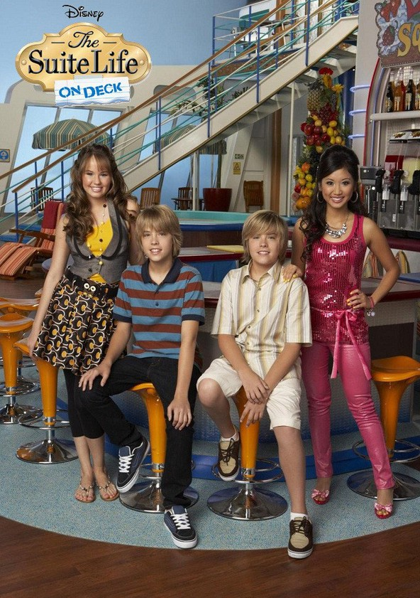 The Suite Life on Deck - streaming tv series online