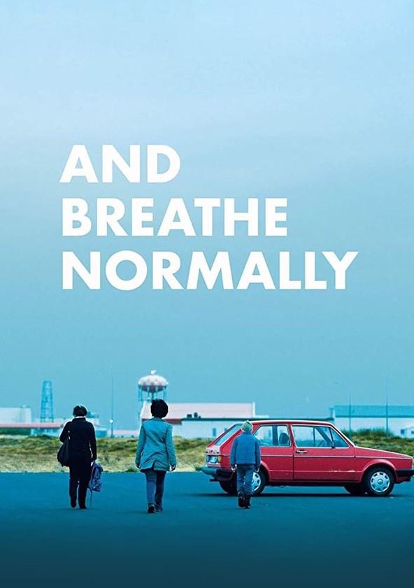 Und atmen sie normal weiter