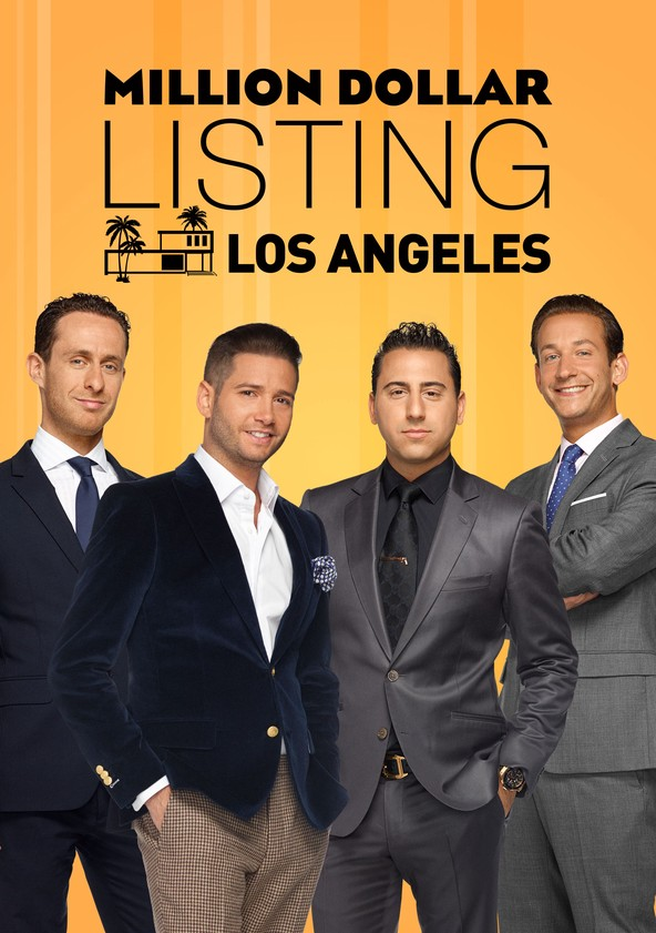 Million Dollar Listing Los Angeles Season 11 poster
