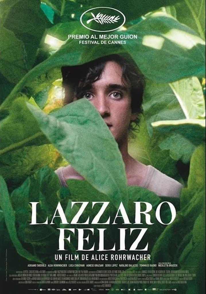 Happy as Lazzaro