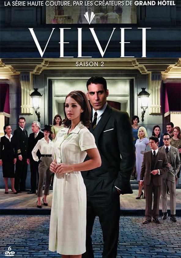 Velvet Season 2 poster