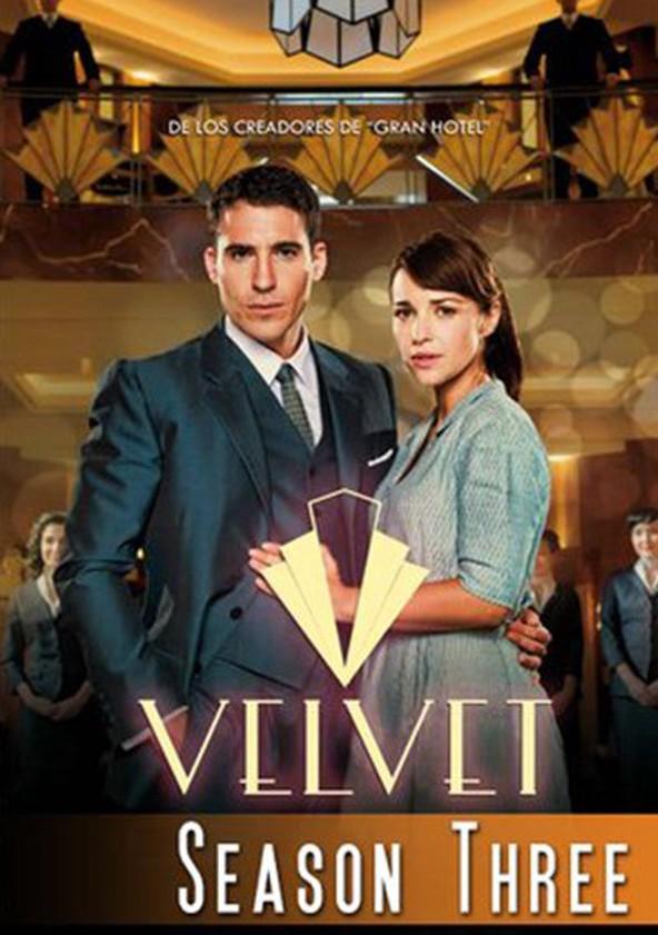 Velvet Season 3 poster