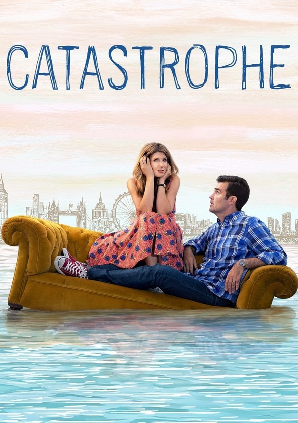 Catastrophe: Season 4 movie poster