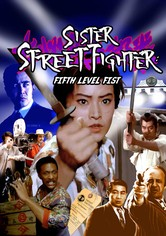 Sister Street Fighter: Fifth Level Fist