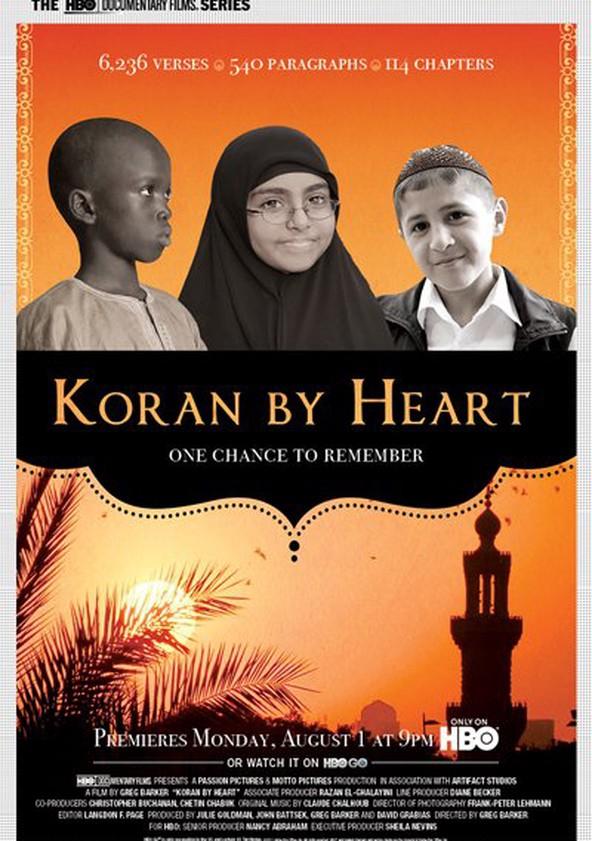 Koran by Heart poster