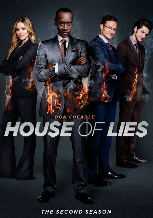 House of Lies Season 2 poster