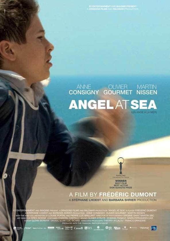 Anioł nad morzem