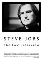 """Steve Jobs - Das """"Verlorene Interview"""""""