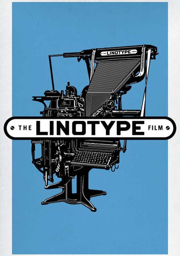 Linotype: The Film streaming: where to watch online?
