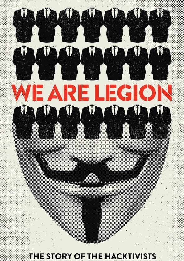Somos legión. La historia de los hackers poster