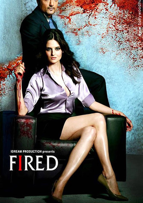 Fired poster