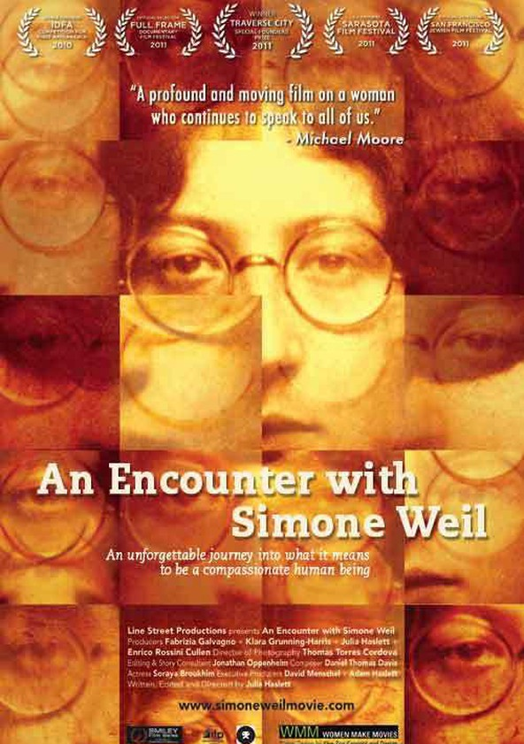 an analysis of the personal experience with the encounters with christ in simone weils autobiography Book seven the years 385 and 386 the disease of curiositas is now brought to a crisis and largely cured the central reading of the platonicorum libri and the `tentatives d'extase' that follow have been the object of much attention and controversy.