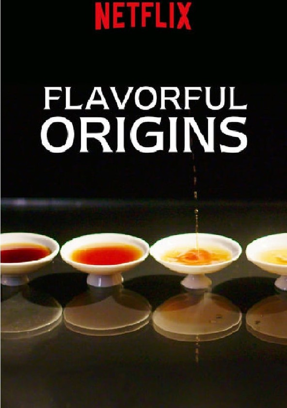 Flavorful Origins Season 1 poster