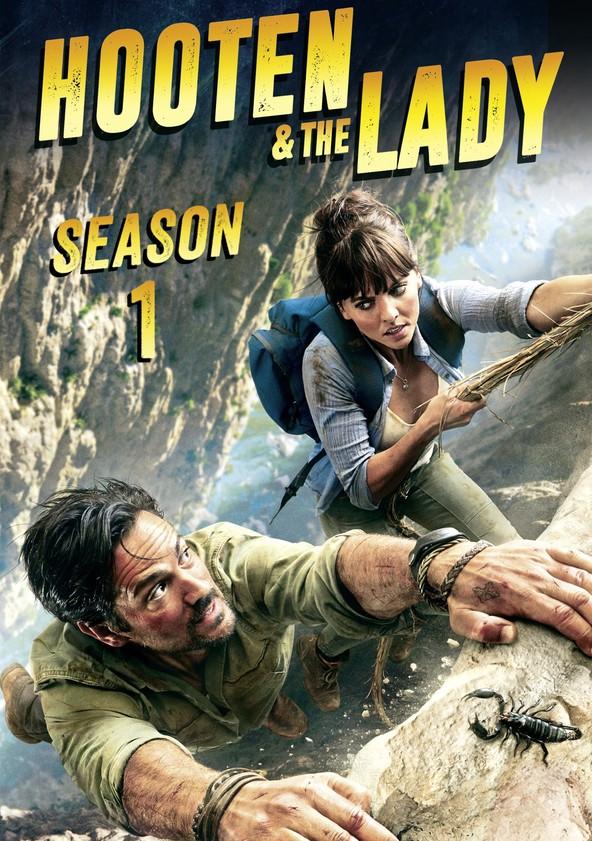 Hooten & The Lady Season 1 poster
