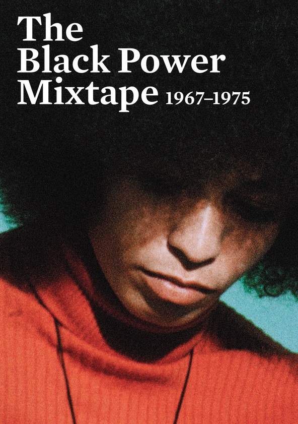 The Black Power Mixtape 1967-1975 poster