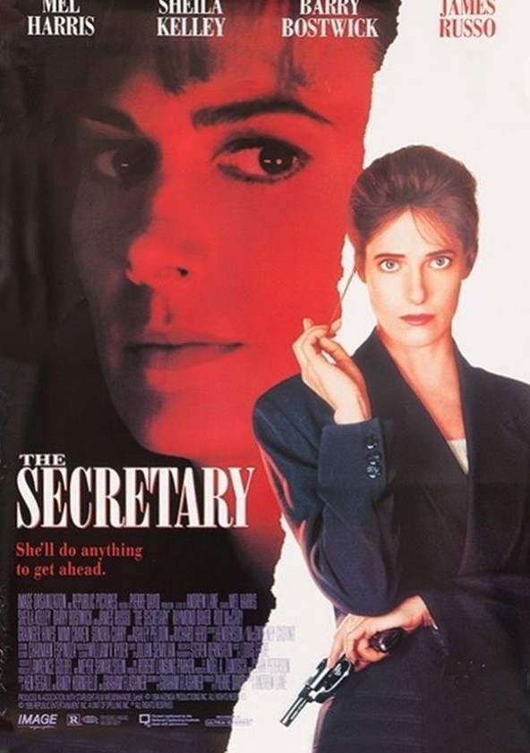 The Secretary poster