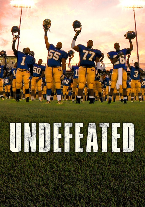 Undefeated poster