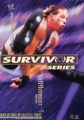 WWE Survivor Series 2002