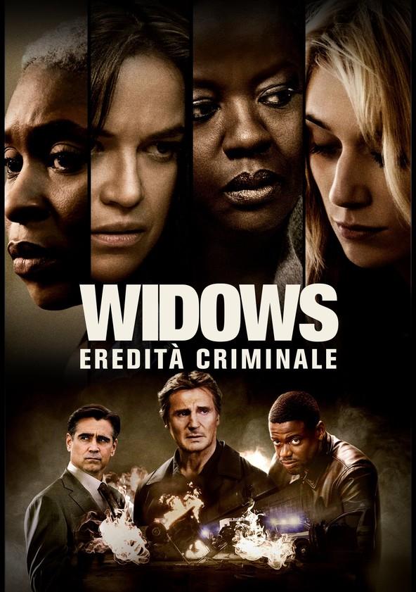 Widows - Eredità criminale poster
