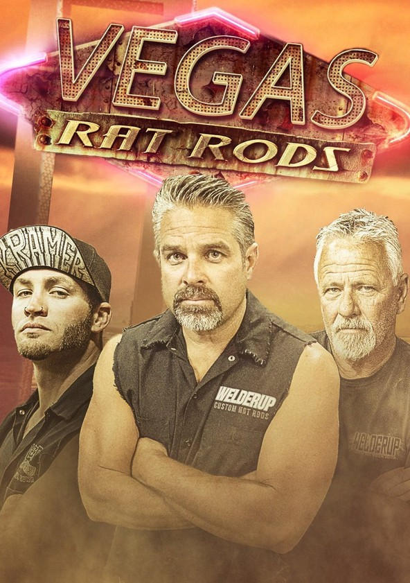 Vegas Rat Rods