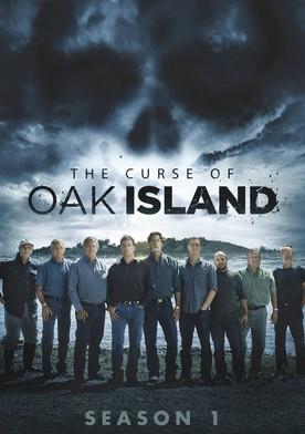 Oak Island átka