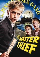 The Junior Olsen Gang and the Master Thief