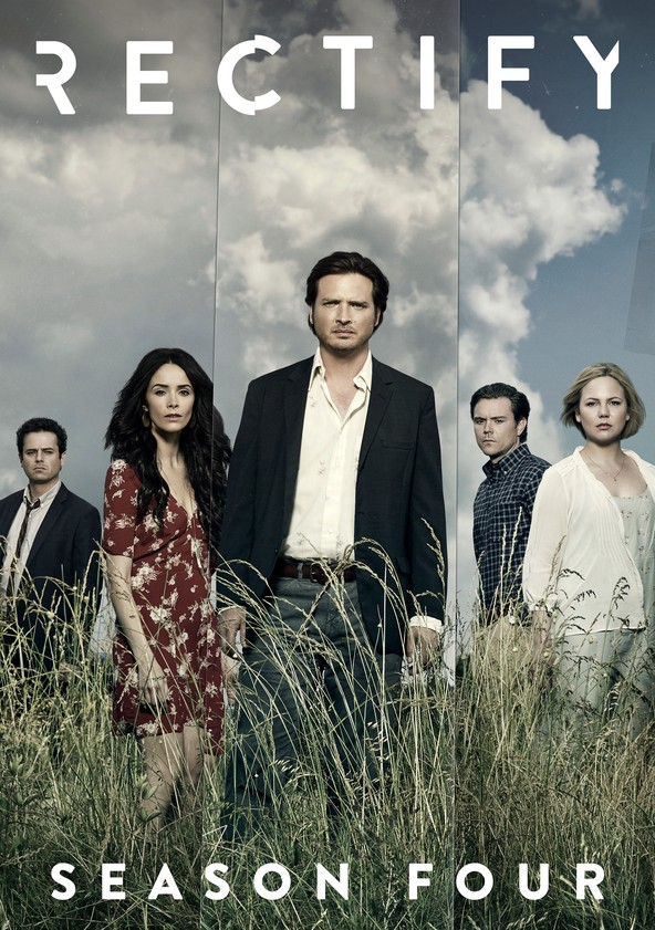 Rectify: Season 4 movie poster