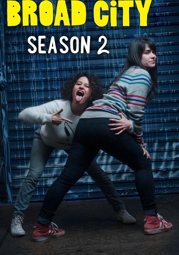 Broad City: Season 2 movie poster