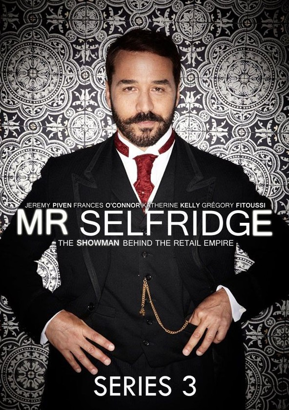 Mr Selfridge Season 3 poster