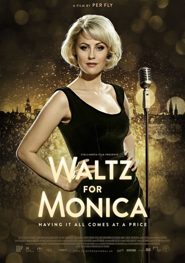 Waltz for Monica poster
