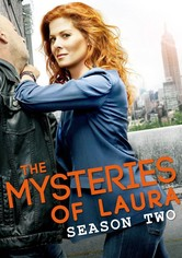 The Mysteries of Laura Season 2