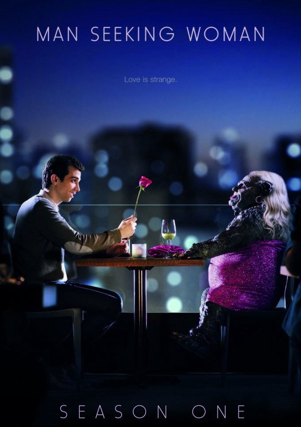 Man seeking women season1 free streaming