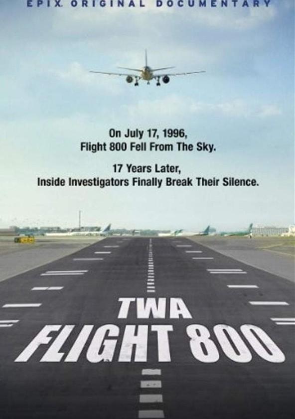 TWA Flight 800 poster