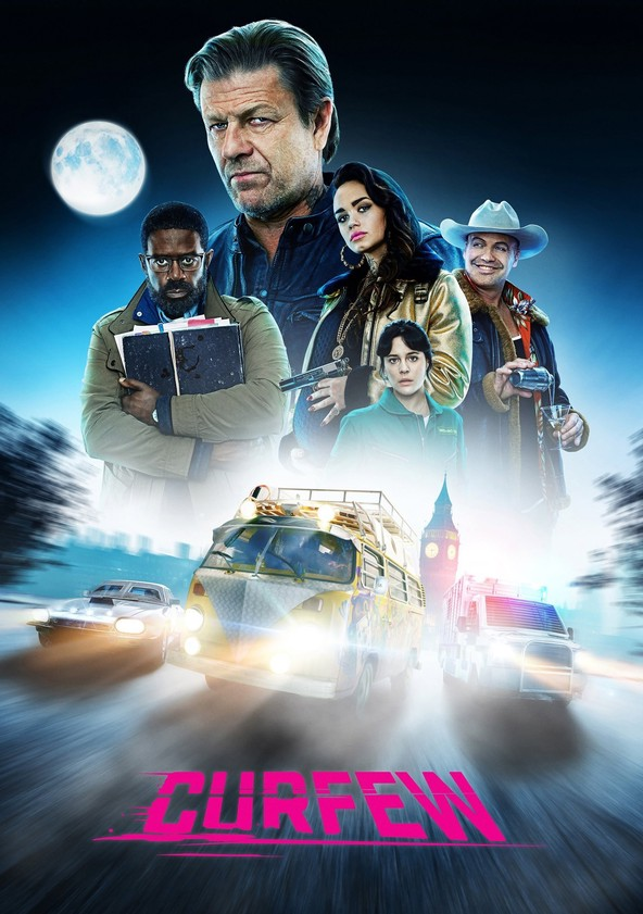 Curfew Season 1 poster