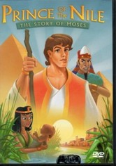Prince of the Nile: The Story of Moses