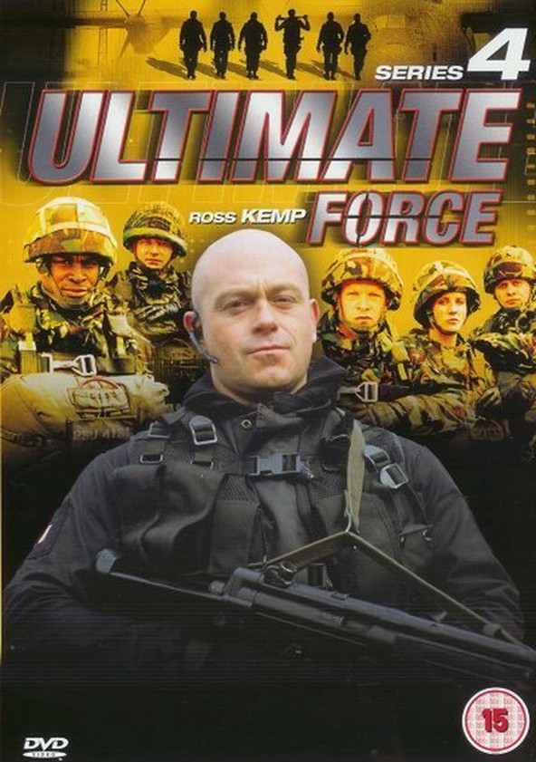 Ultimate Force Season 4 poster