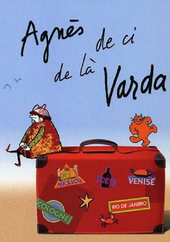 Agnès Varda: From Here to There poster