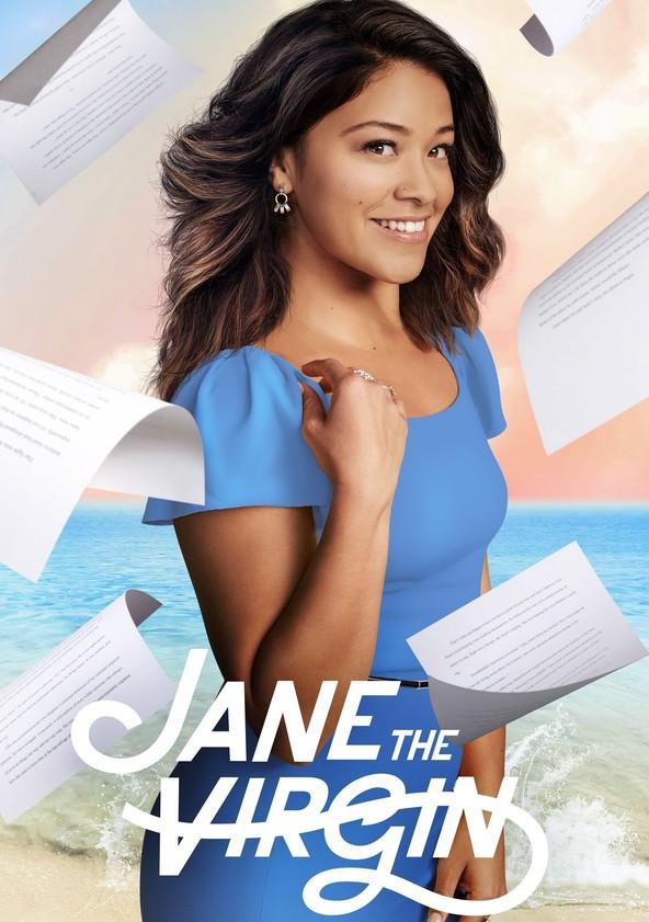 Jane the Virgin Temporada 5 poster