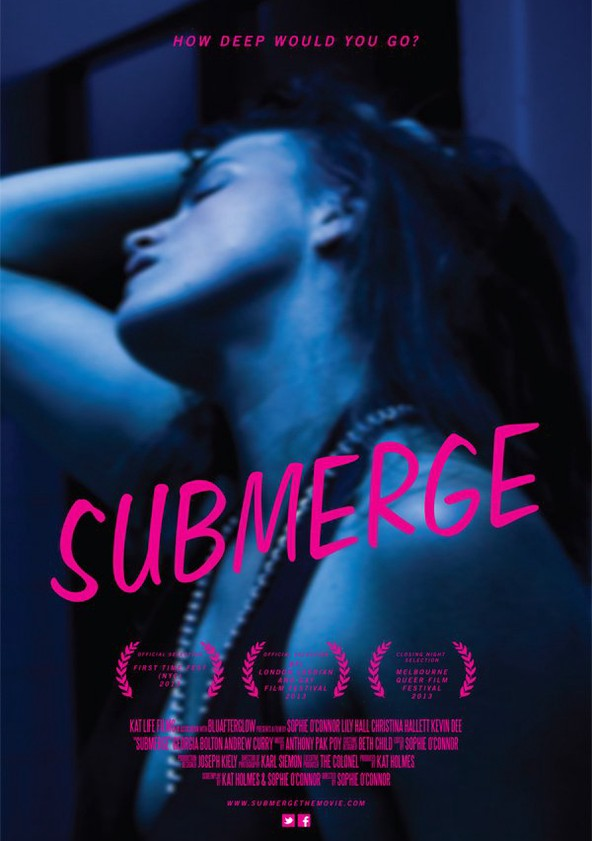 Submerge poster