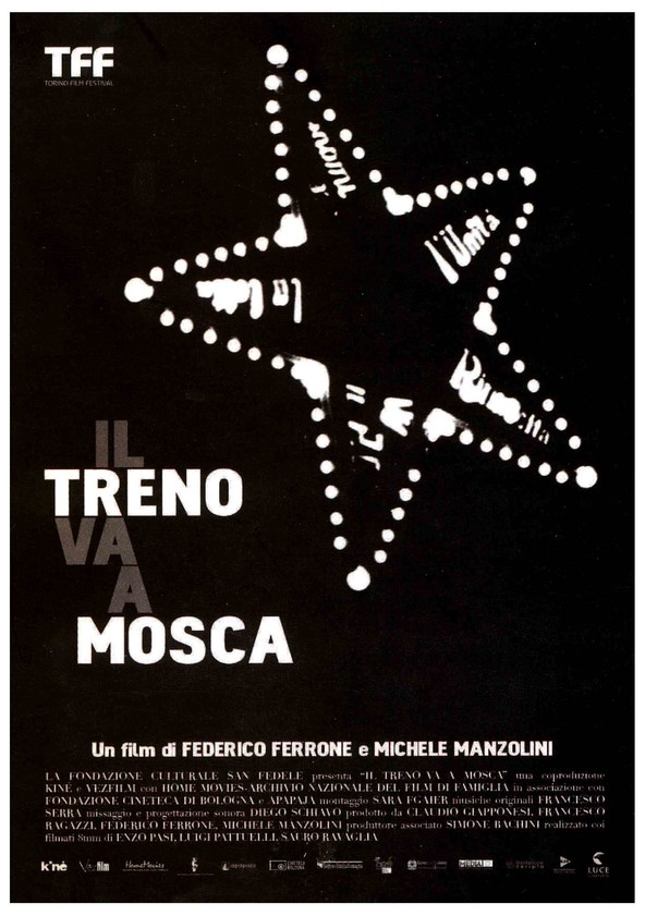 The Train to Moscow poster